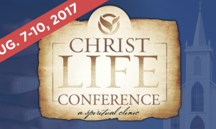 Christ Life Conference Invitation