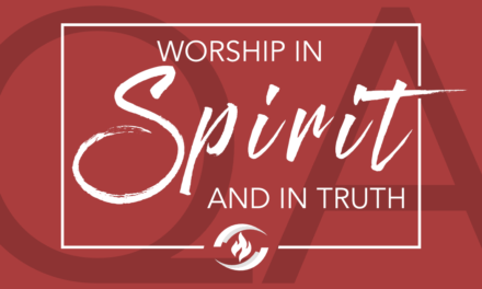 Q#29 Worship in Spirit and in Truth