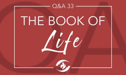 Q#33 The Book of Life