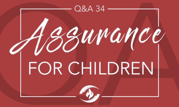 Q#34 Assurance for Children