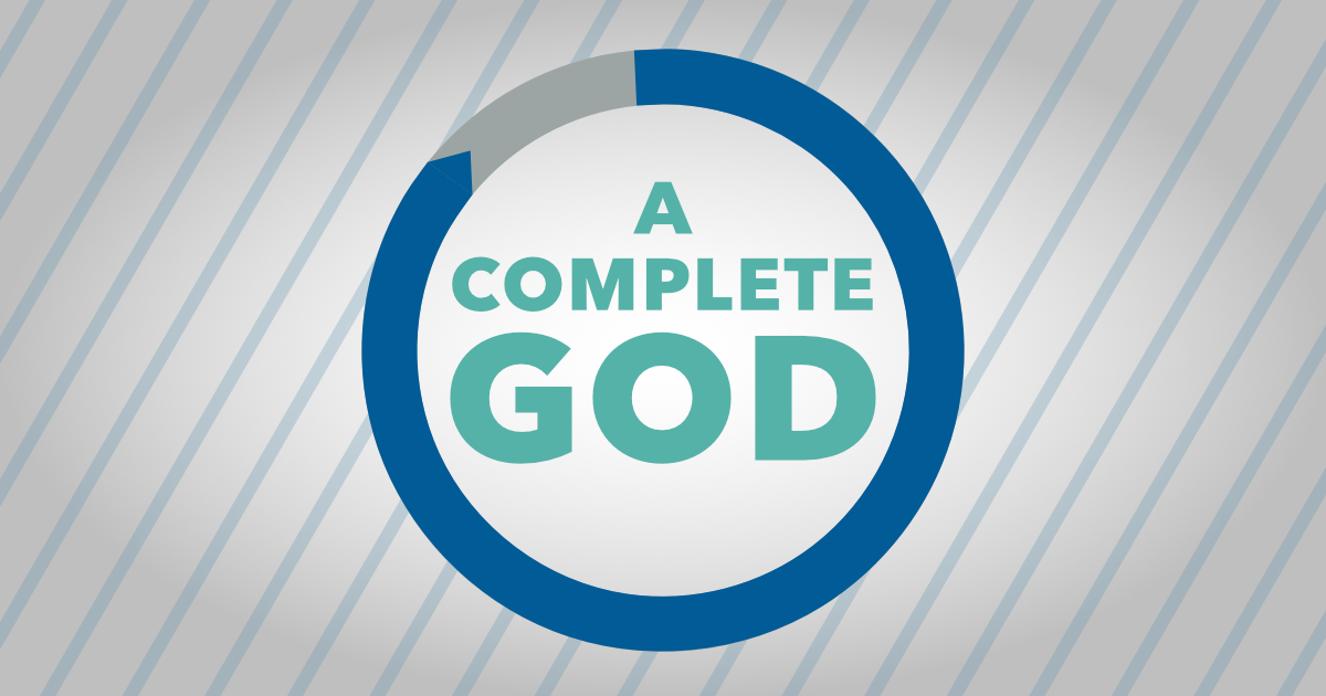 A Complete God