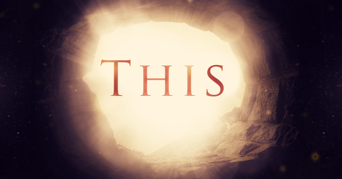 This: The Connection between the Resurrection and Exaltation of Jesus and the Outpouring of the Spirit