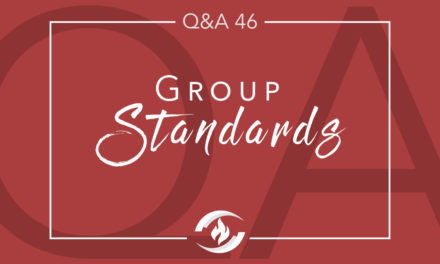 Q#46 Group Standards