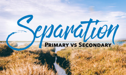 Separation: Primary vs. Secondary