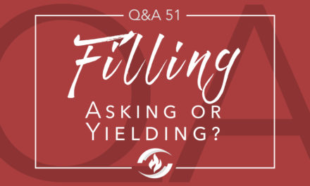 Q#51 Filling: Asking or Yielding?