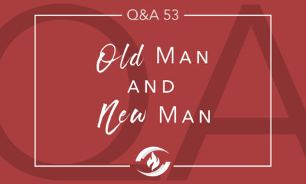 Q#53 Old Man and New Man