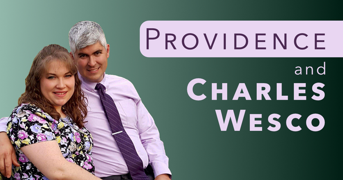 Providence and Charles Wesco