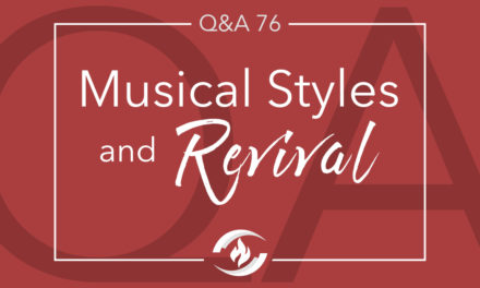 Q#76 Musical Style and Revival