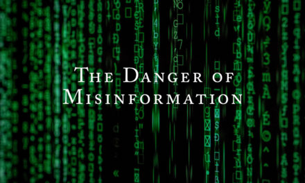 The Danger of Misinformation