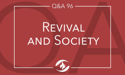 Q#96 Revival and Society