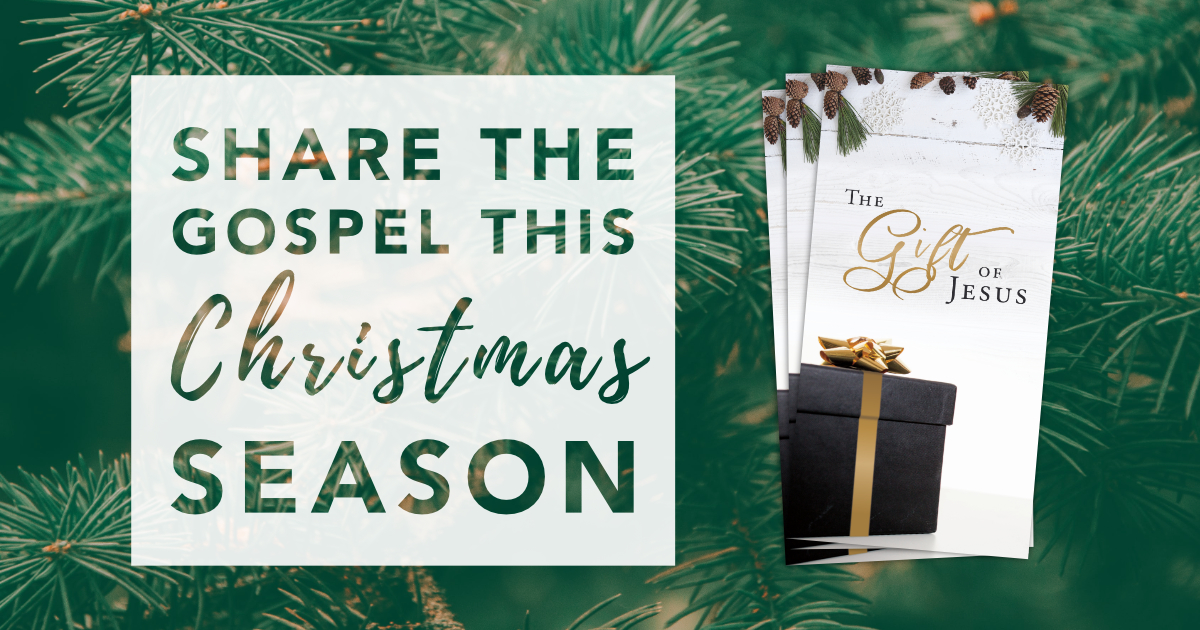 The Gift of Jesus Tract