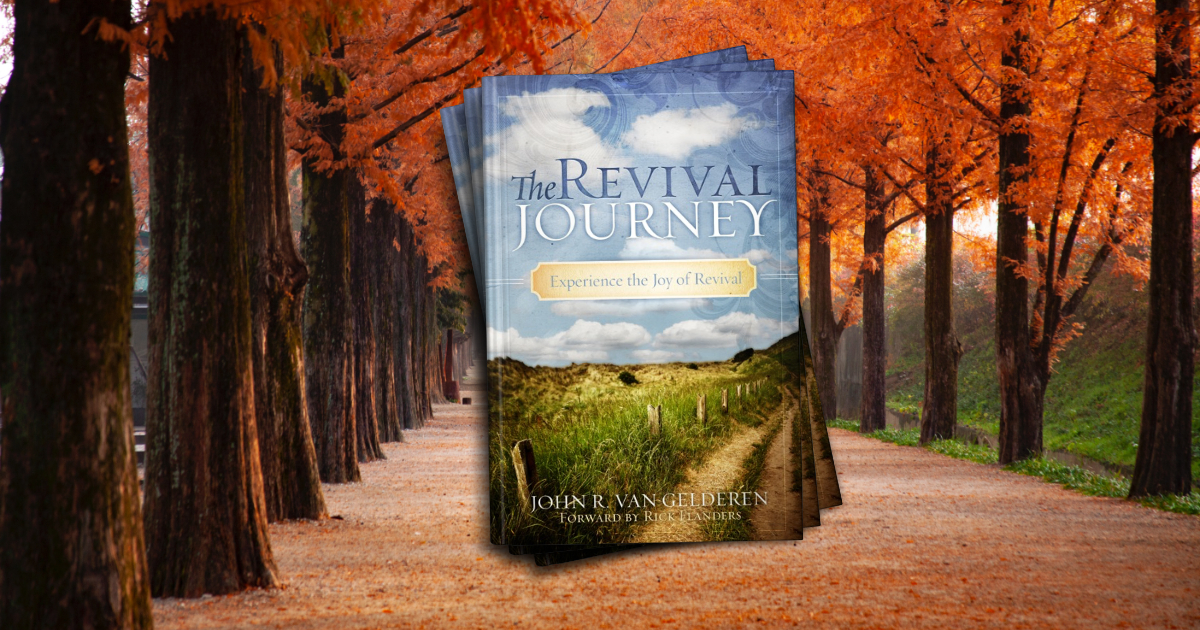 Revival Journey Book