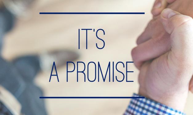 It's a Promise!