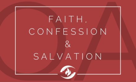 № 103: Faith, Confession and Salvation