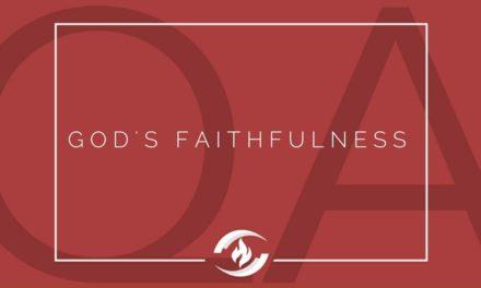 № 112 – God's Faithfulness