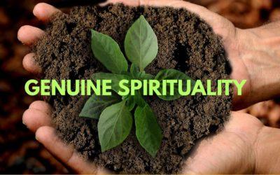 Genuine Spirituality