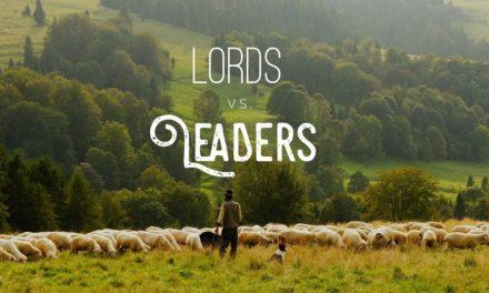 Lords vs. Leaders
