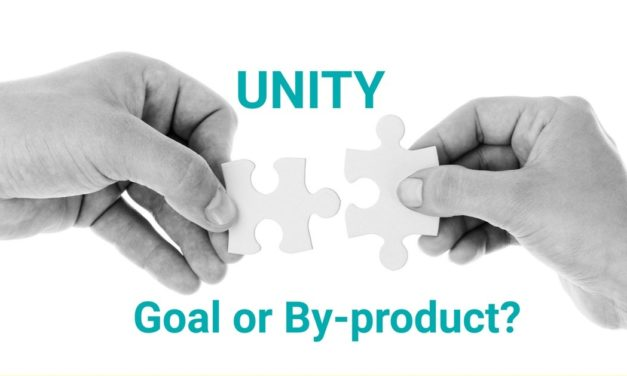 Unity: Goal or By-product?