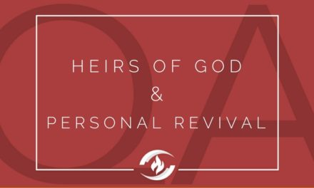 № 129 – Heirs of God and Personal Revival