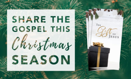 The Gift of Jesus Christmas Tract