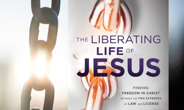 New Book: The Liberating Life of Jesus