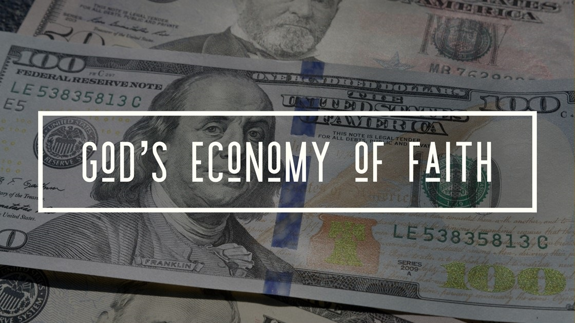 God's Economy of Faith